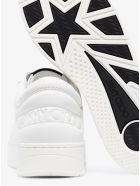Jimmy Choo Hawaii Sneakers In White Leather - White
