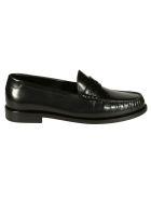 Saint Laurent Le Loafers - Black
