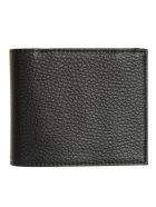 Emporio Armani black wallet - Nero
