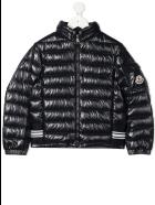 Moncler Kid Black Anatolios Down Jacket