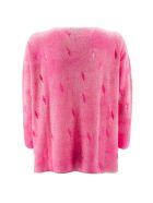 Cristiano Fissore Reversible Cashmere Sweater - Pink