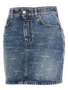 Balenciaga Skirt - Blue