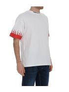 Vision of Super Flames T-shirt - Bianca