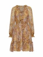 Zimmermann Dress - Patchwork paisley