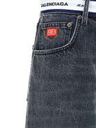 Balenciaga Jeans - Noir/iceberg