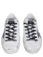 Golden Goose Superstar Sneakers - BIANCO