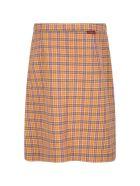 Gucci Multicolor Skirt For Girl - Multicolor