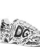 Dolce & Gabbana Sneakers - Scritte fdo bianco