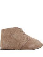 Gallucci Beige Shoes For Baby Boy - Beige