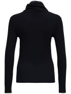 Antonelli Black Modal And Cashmere Sweater - Black