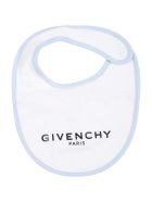 Givenchy Multicolor Set For Baby Boy With Logos - Light Blue