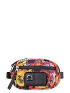 Loewe Nylon Belt Bag With Patch - Loewe X Joe Brainard - Multicolor