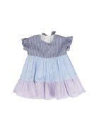 Il Gufo Dress - Blu