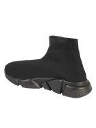 Balenciaga Speed Lt Sneakers - Black