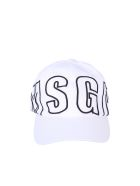 MSGM Branded Baseball Hat