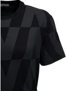 Valentino Macro Optical Black Jersey T-shirt - Black