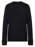 Givenchy Branded Sweater - Nero