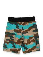 Moncler Camouflage Bermuda Short - CAMOUFLAGE