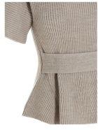 Agnona Sweater - Beige