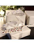 Taitù Cake Server - Noel Oro Collection - Multicolor and Gold