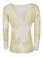 f cashmere Fitted Jumper - Natural