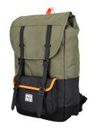 Herschel Supply Co. Herschel Herschel Little America Backpack - OLIVE BLACK