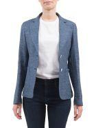 T-Jacket - Jacket - Azure