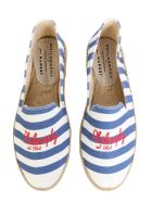 Philosophy x Manebí Espadrilles With Embroidered Logo - MULTICOLOR