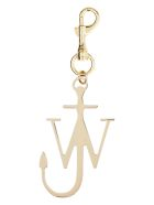 J.W. Anderson Anchor Gold Metal Key Ring Hook - Gold