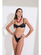 Antonella Rizza Bikini Persiana Black - Black
