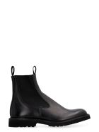 Tricker's Stephen Leather Chelsea-boots - black