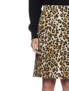 Moschino Skirt - Fantasy print beige
