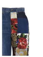 Dolce & Gabbana 'patchwork' Jeans - Multicolor