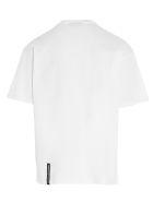 Vision of Super 'spray' T-shirt - Bianco