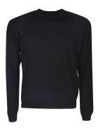 Prada Rib Knit Jumper - Black