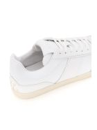 Tod's Tabs Leather Sneakers - Bianco