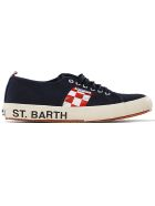 MC2 Saint Barth Blue Superga® Sneakers - Special Edition