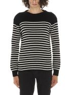 Saint Laurent Sweater - Black&White