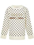 Gucci Junior Sweatshirt - White