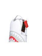 Sprayground Sharks Of Paris Backpack - White