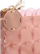 Paco Rabanne Pvc Shoulder Bag - Pink