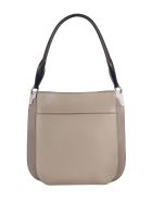 Prada Margit Shoulder Bag - Argilla Black