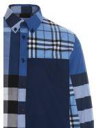 Burberry 'tewkesbury' Shirt - Blue