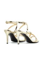 Fabi Sandals - PLATINO