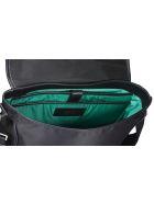 Versace La Medusa Messenger Bag - Black