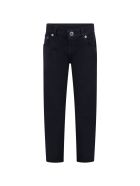 Dondup Blue ''mithic'' Jeans For Boy - Blue