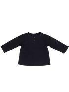 Emporio Armani Cotton T-shirt - BLUE