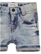 Givenchy Kids Shorts - Blue