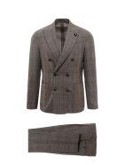 Lardini Suit - Beige