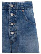 MM6 Maison Margiela 'rihanna' Jeans - Blue